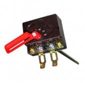 Θερμοστάτης Θερμοσιφώνου ELCO ORIGINAL Κόκκινος (ΟΡΙΖΟΝΤΙΟΥ-ΔΑΠΕΔΟΥ)